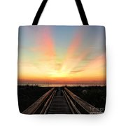 Peace  Tote Bag by LeeAnn Kendall