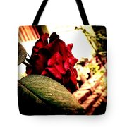Peace Of Death Tote Bag