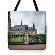 Peace Palace Tote Bag