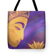 Peace Within Peace Without Tote Bag