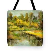 Peaceful 2 Tote Bag