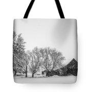 Peaceful Barn Tote Bag