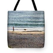 Peaceful Beaches Tote Bag