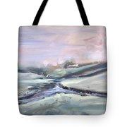 Peaceful Brook Tote Bag