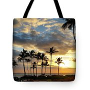 Peaceful Dreams Hawaii Tote Bag