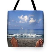 Peaceful Existence Tote Bag