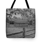 Peaceful Farm Tote Bag