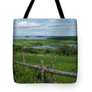 Peaceful Intrigue Tote Bag