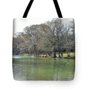 Peaceful Tote Bag