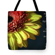 Peaceful Moments Tote Bag