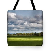 Peaceful Morning - Hdr Tote Bag