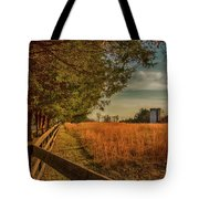 Peaceful On The Fam Tote Bag