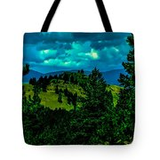 Peaceful Perspective  Tote Bag
