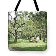 Peaceful Place To Rest Tote Bag