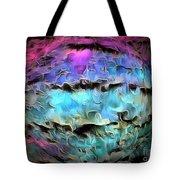 Peaceful Planet Tote Bag