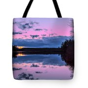 Peaceful Pond Tote Bag