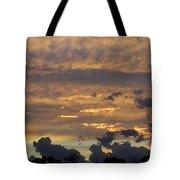 Peaceful Ripples Tote Bag