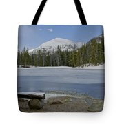 Peaceful Rocky Mountain National Park Tote Bag