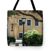 Peaceful Seating Area In New Mexico Tote Bag