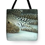 Peaceful Sleep Tote Bag