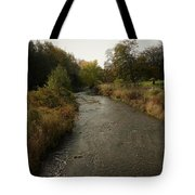 Peaceful Stream Tote Bag