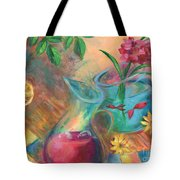 Peaceful Summer Tote Bag