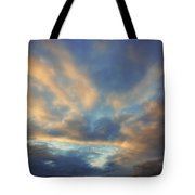 Peaceful Sunrise Tote Bag