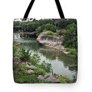 Peaceful Surroundings Tote Bag