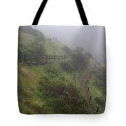 Peaceful Trail Tote Bag