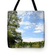 Peaceful View - Bradfield Park 18-37 Tote Bag