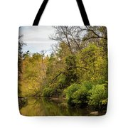 Peaceful Waters Tote Bag