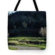 Peaceful West Virginia Valley Tote Bag