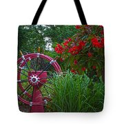 Peaceful World Tote Bag