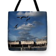 Peacefull Tote Bag by Milan Mirkovic