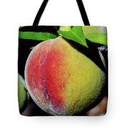 Peach Fuzz Tote Bag