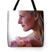 Peachy Tote Bag