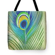 Peacock Feathers-jp3609 Tote Bag
