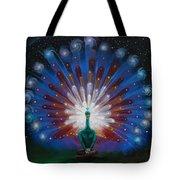 Peacocks Tale Tote Bag