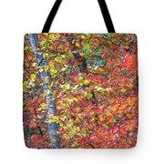 Peak Color Tote Bag