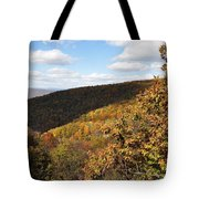 Peak Foliage Tote Bag