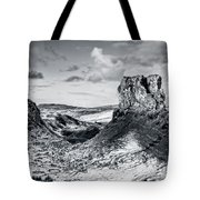 Peak Of Imagination Tote Bag