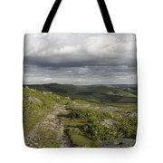 Peak Path Tote Bag
