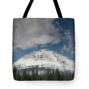 Peak Reflections Tote Bag