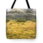 Peaks And Plateaus Tote Bag