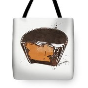 Peanut Butter Cup Tote Bag