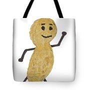 Peanut Figure 1 B Tote Bag