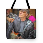 Peanut Montgomery Tote Bag