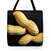 Peanuts For 3 Tote Bag