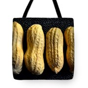 Peanuts For 4 Tote Bag