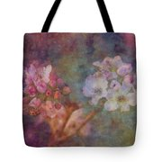 Pear Blossom Morning Impression 8941 Idp_2 Tote Bag